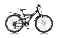 Велосипед KTM-12 Speed FS 24""